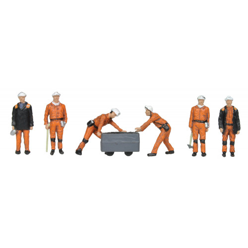 36-400 1960/70Â's Coal Miners