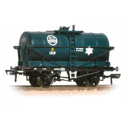 37-656A 14 Ton Tank Wagon ICI Chemicals