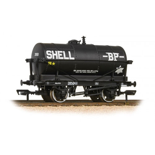 37-663 14 Ton Tank Wagon Shell BP
