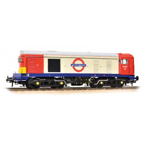 371-036 Class 20 20227 London Underground