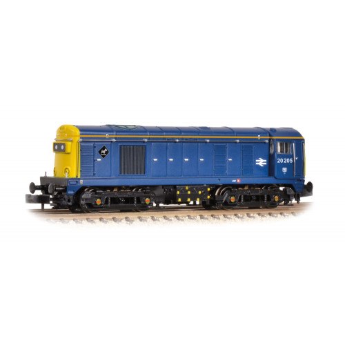 371-037 Class 20 No.20205 in BR Blue Livery