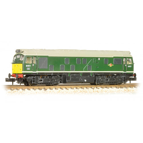 371-085A Class 25/1 Diesel Locomotive No.D5177 in BR Green
