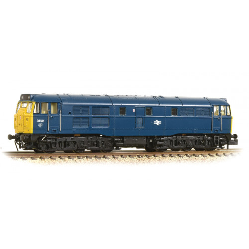 371-112A Class 31 Diesel No.31131 in BR Blue Livery