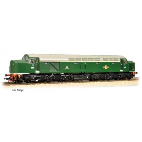 371-180 Class 40 D211 'Mauretania' BR Green Indicator Discs