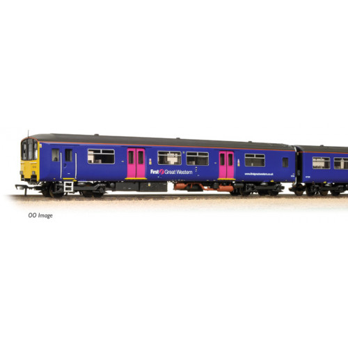 371-330 Class 150/1 150128 First Great Western