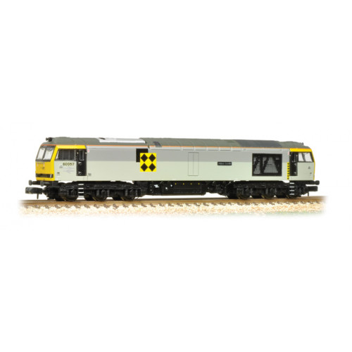 Graham Farish 371-357 Class 60 60057 'Adam Smith' BR Coal Sector