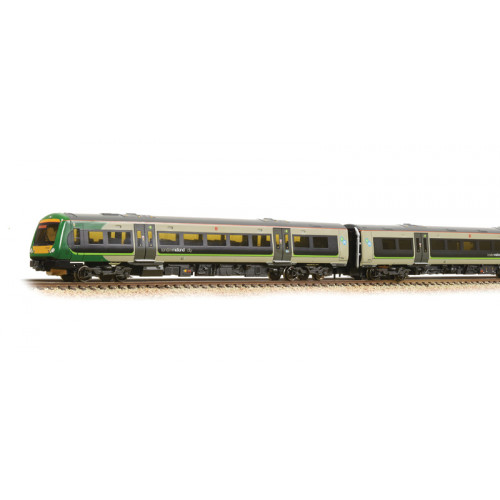 371-432A Class 170/5 2-Car DMU No.170501 in London Midland Livery