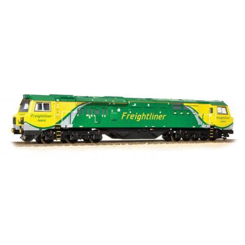 371-640 Class 70 Diesel Locomotive No.70015 in Freightliner Livery