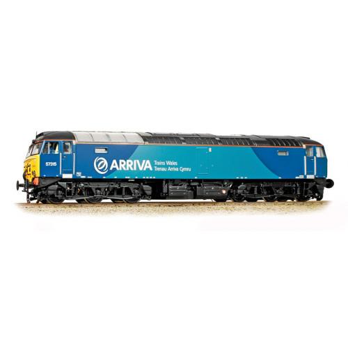 371-659 Class 57/3 Diesel Locomotive No.57315 in Arriva Trains Wales (Trenau Arriva Cymru) Livery