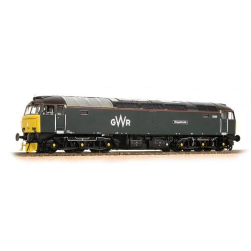 371-660 Class 57/3 Diesel Locomotive No.57603 Tintagel Castle in GWR Green