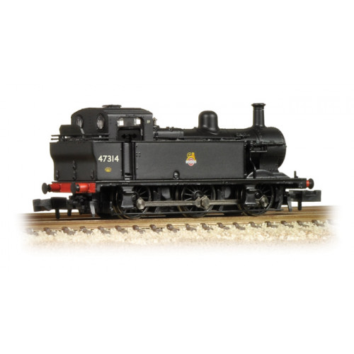372-211A Class 3F (Jinty) No.47314 in BR Black with Early Emblem
