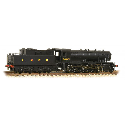 372-428 WD Austerity Class 2-8-0 Locomotive No.3085 in LNER Black Livery