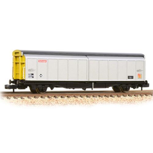 373-602C 46T VGA Sliding Wall Van BR Railfreight Distribution