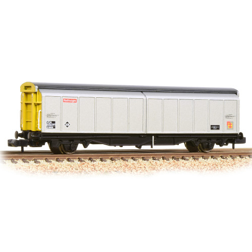 373-602C 46T VGA Sliding Wall Van BR Railfreight Distribution
