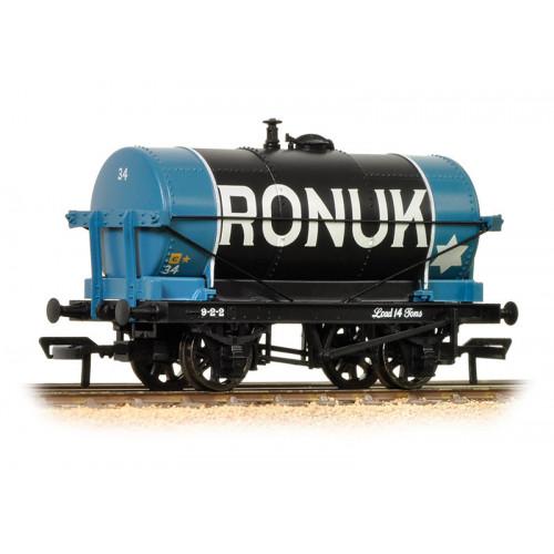 "373-657 14 Ton Tank Wagon ""Ronuk"""