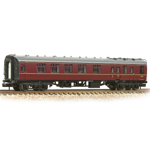 374-084B BR Mk1 BCK Brake Corridor Composite in Maroon Livery