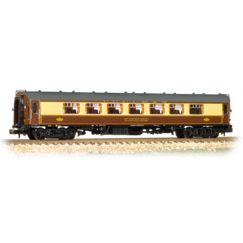374-212 BR Mk1 SP Pullman Second Parlour Car 'Car 352' Umber & Cream