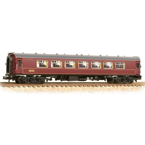 374-213 BR Mk1 SP Pullman Second Parlour Car No.99347 in WCRC Livery