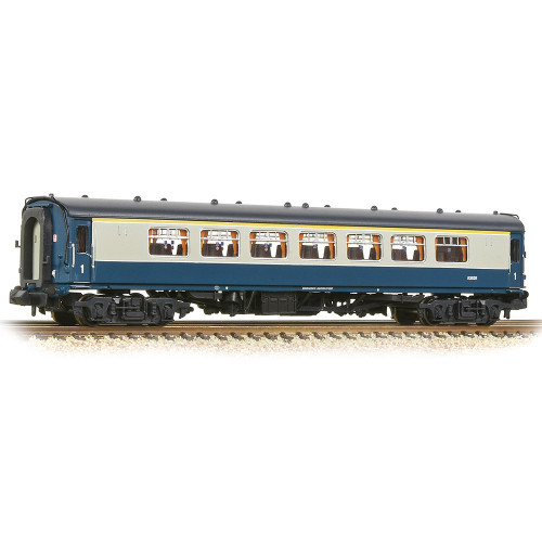 374-215 BR Mk1 Pullman FO First Open (Ex-Second Parlour) in BR Blue & Grey