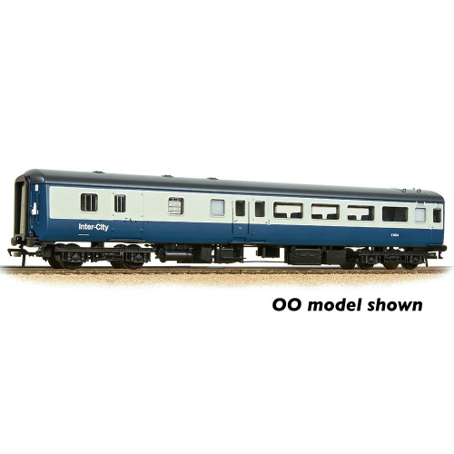374-690 BR Mk2F BSO 2nd Class Brake Open Coach in BR Blue & Grey