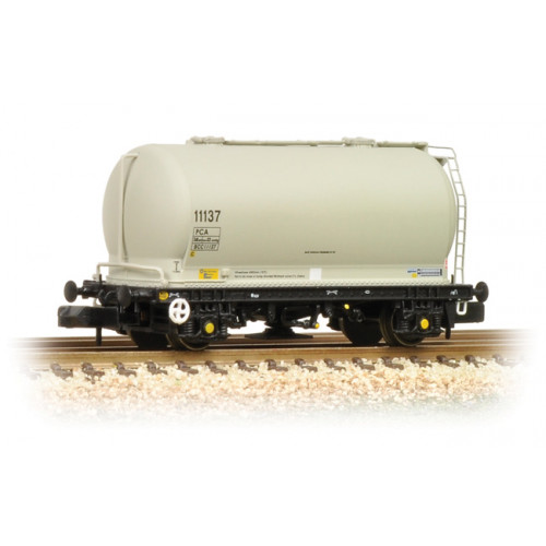 377-926 PCA Metalair Bulk Powder Wagon Grey