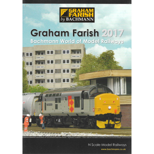 Graham Farish 2017 Catalogue
