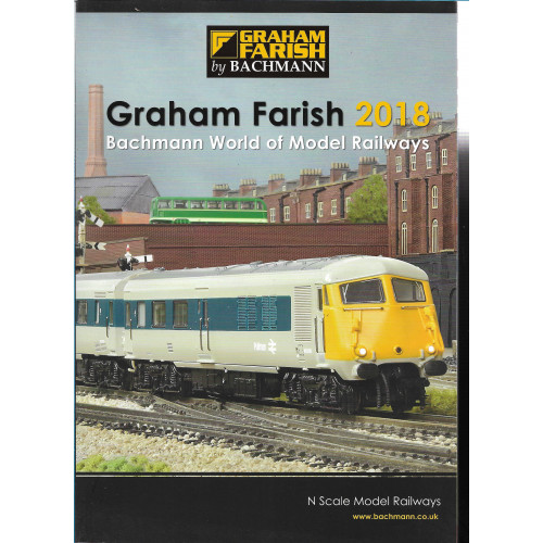 Graham Farish Catalogue 2018