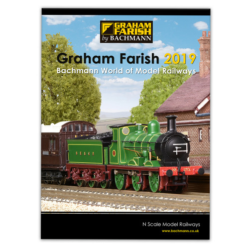 379-019 Graham Farish Catalogue 2019