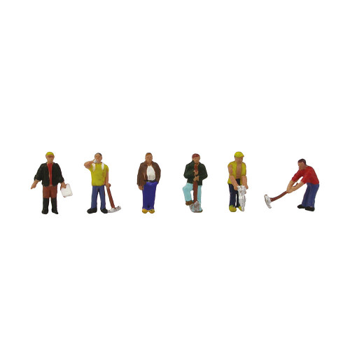 379-302 Construction Workers