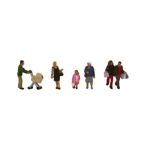 379-306 Shopping Figures