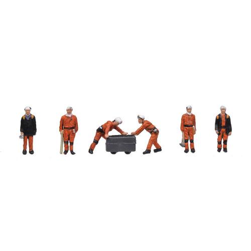 379-313 1960/70s Coal Miners