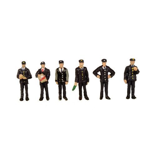 379-318 1960/70s Station Staff