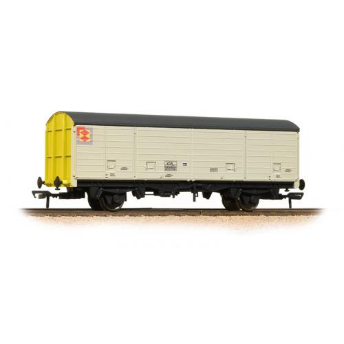 38-147 29 Tonne VDA Sliding Door Box Van in BR Railfreight Distribution Livery