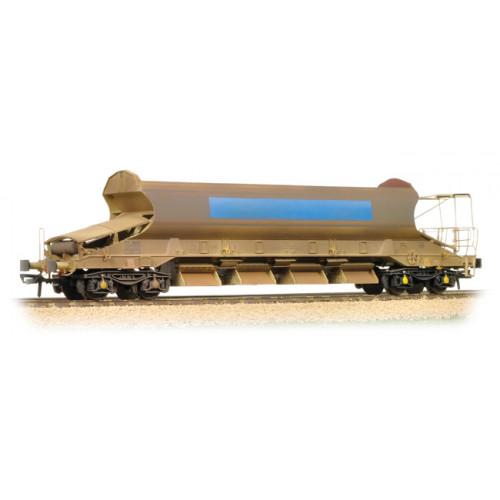 38-212B JJA Mk2 AutoBallaster Non-Gen. Curved Top Ex-Railtrack Wthd