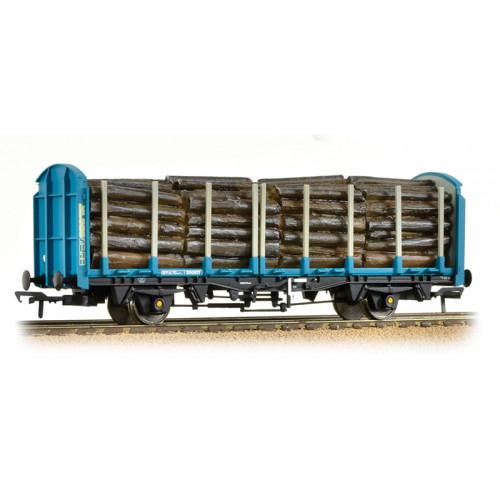 38-302 OTA (exVDA) Timber Carrier Wagon 'Kronospan' with Lumber Load