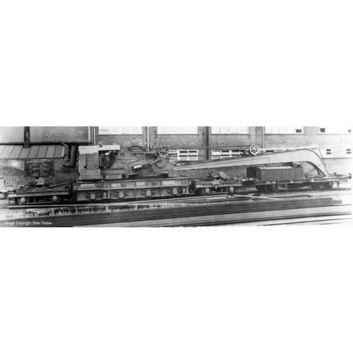 38-801 Ransomes & Rapier 45 Ton Breakdown Crane GWR Black
