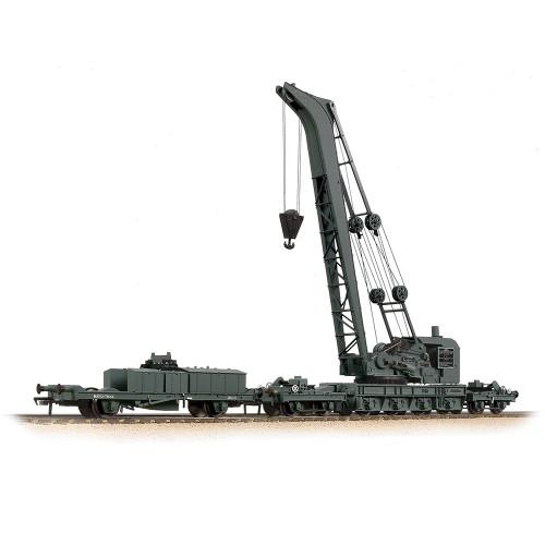 38-801 Ransomes & Rapier 45 Ton Breakdown Crane in GWR Black