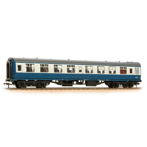 39-050D BR Mk.1 SO Second Open in Blue & Grey Livery