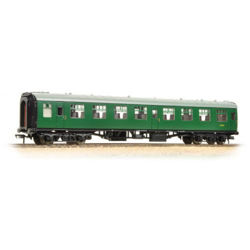 39-053F BR Mk1 SO Second Open (SR) Green