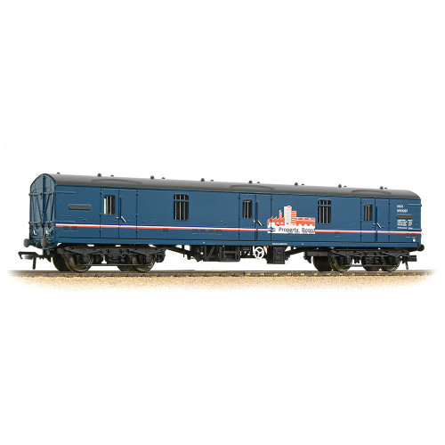 39-277A BR Mk1 GUV General Utility Van in BR Blue Property Board Livery