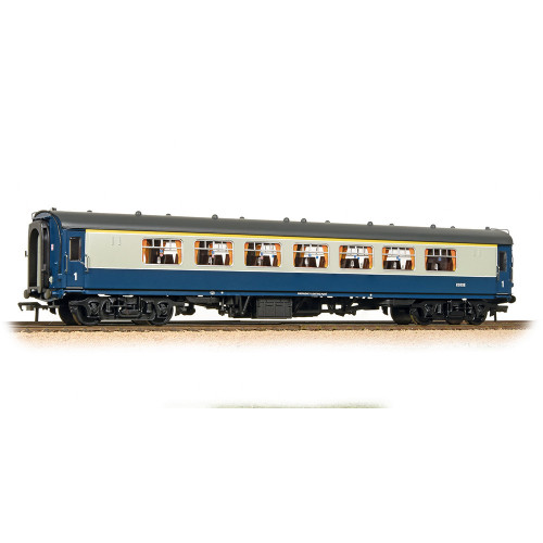 39-312 BR Mk1 FO Pullman First Open Blue & Grey (With Lighting)