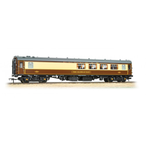 39-320A BR Mk1 BSP Pullman Bar Second Umber & Cream 'The Hadrian Bar' (With Lighting)