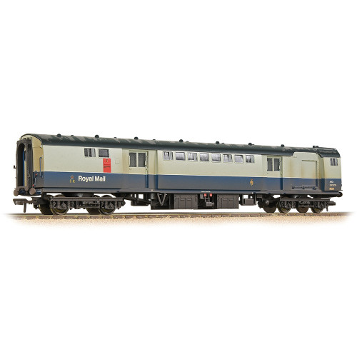 39-425A BR Mk1 POS Post Office Sorting Van in BR Blue & Grey Livery - Weathered