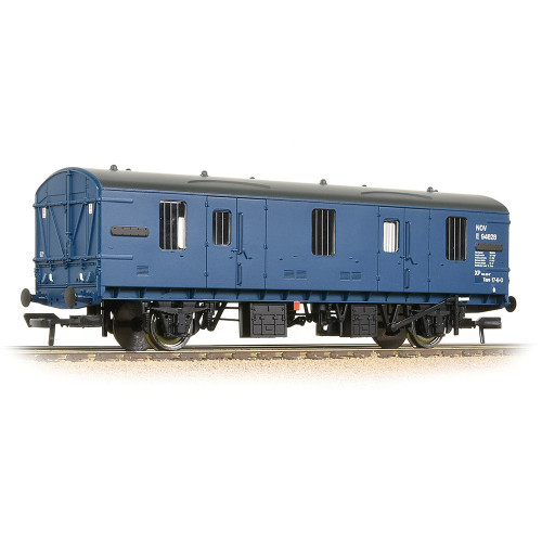 39-551A BR Mk 1 CCT Covered Carriage Truck in BR Blue