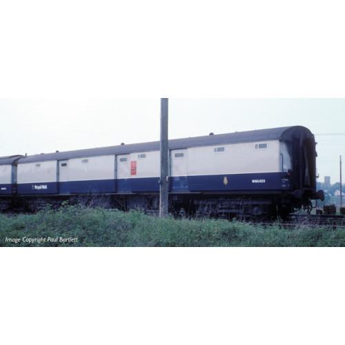 39-755 BR Mk1 TPO POT Stowage Van BR Blue & Grey