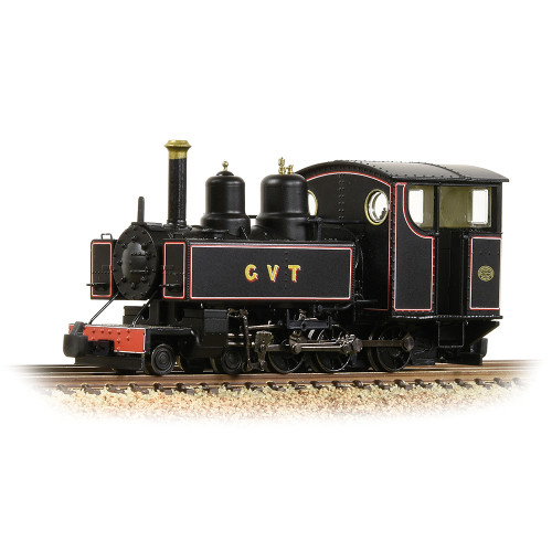 391-029 Baldwin Class 10-12-D Steam Locomotive in Glyn Valley Tramway Livery