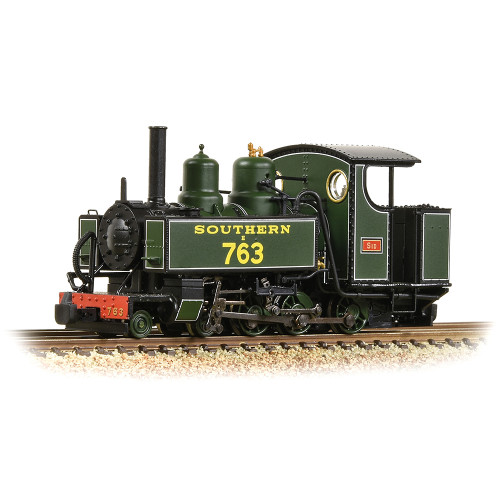391-032 Baldwin 10-12-D Tank Locomotive No.E763 Sid in SR Maunsell Green Livery