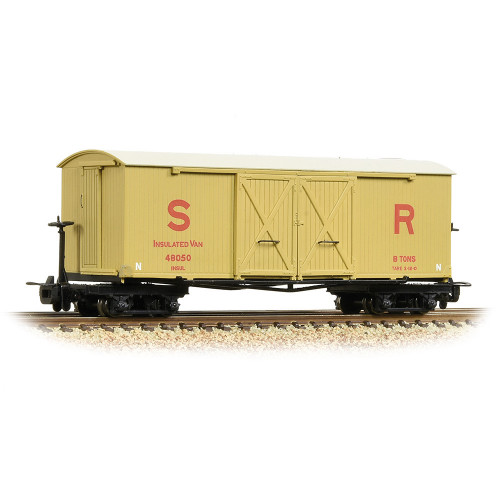 393-030 Bogie Covered Goods Wagon in SR Insulated Livery