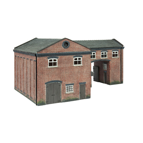 44-0086 Industrial Gate House