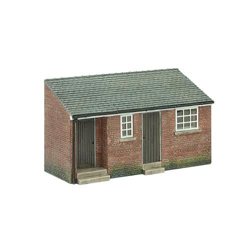 44-0087 Industrial Yard Office